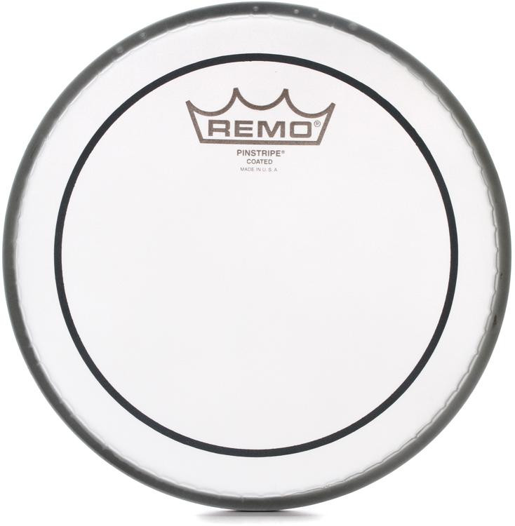 Remo Coated Pinstripe Drumhead - 8