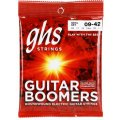 GHS GBXL Guitar Boomers Roundwound Extra Light Electric Guitar Strings