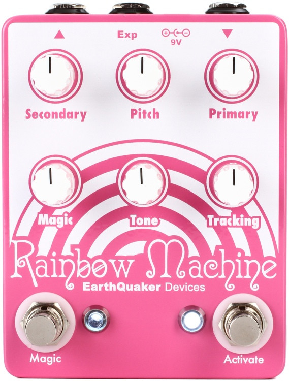 EarthQuaker Devices Rainbow Machine Polyphonic Pitch-shifting Modulator Pedal image 1