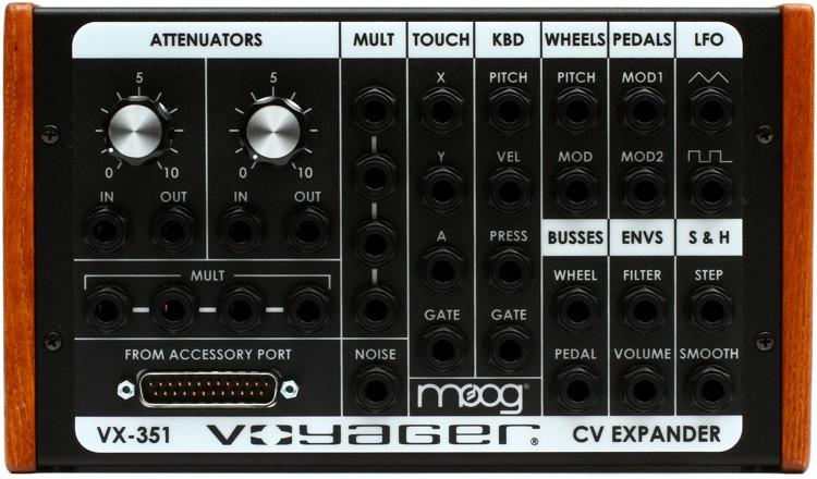 Moog VX-351 Control Voltage Expander for Voyager image 1