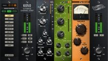McDSP 6050 Ultimate Channel Strip Native v6 Plug-in