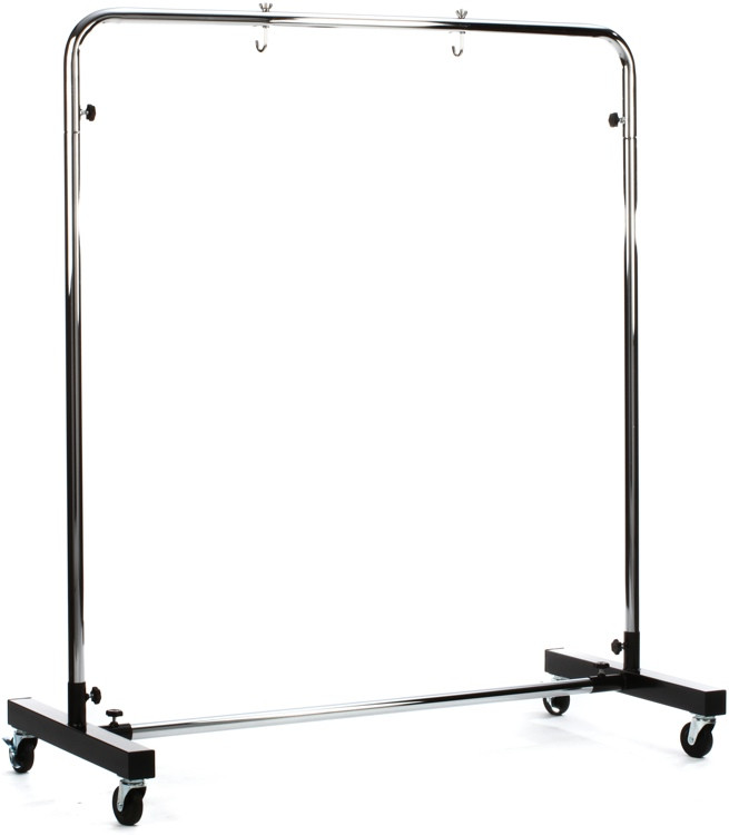 Wuhan Gong Stand with Locking Wheels image 1
