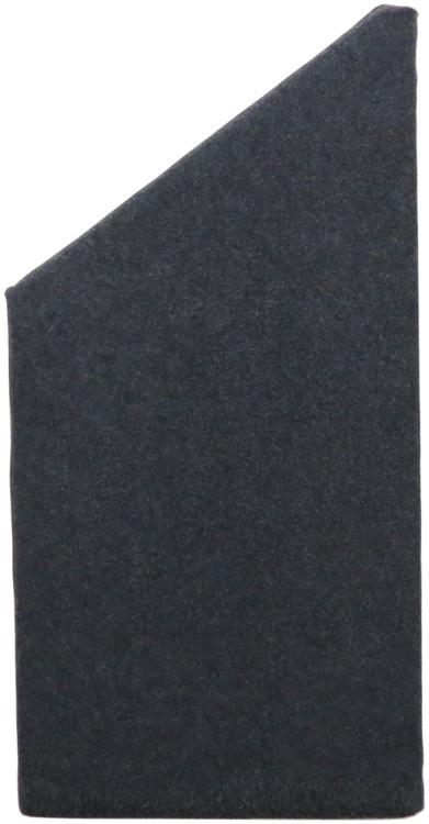 ClearSonic SORBER STS4D - 2\'x4\' Total Coverage, Dark Gray image 1