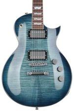 ESP LTD Eclipse EC-256FM - See Thru Cobalt Blue