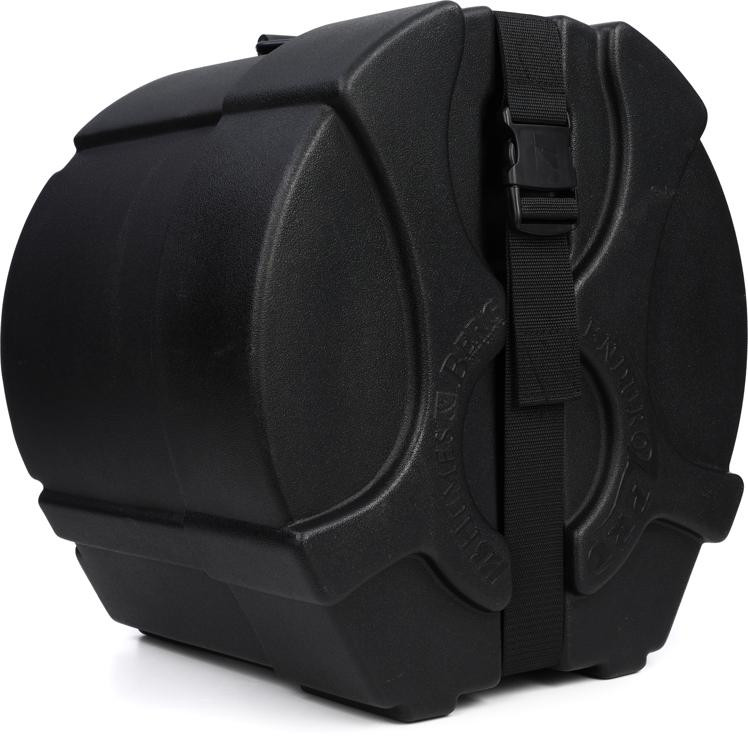 Humes & Berg Enduro Pro Foam-lined Mounted Tom Case - 10