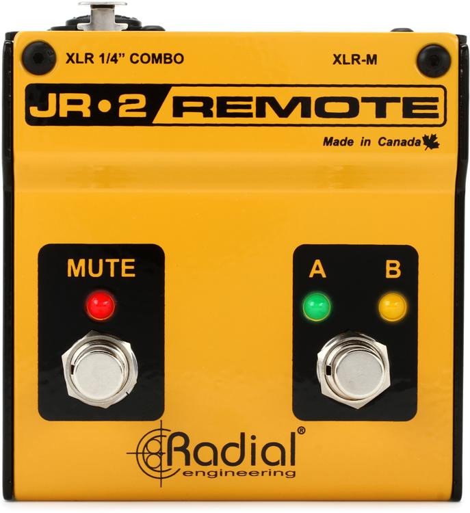 Radial JR2 Footswitch for Firefly image 1