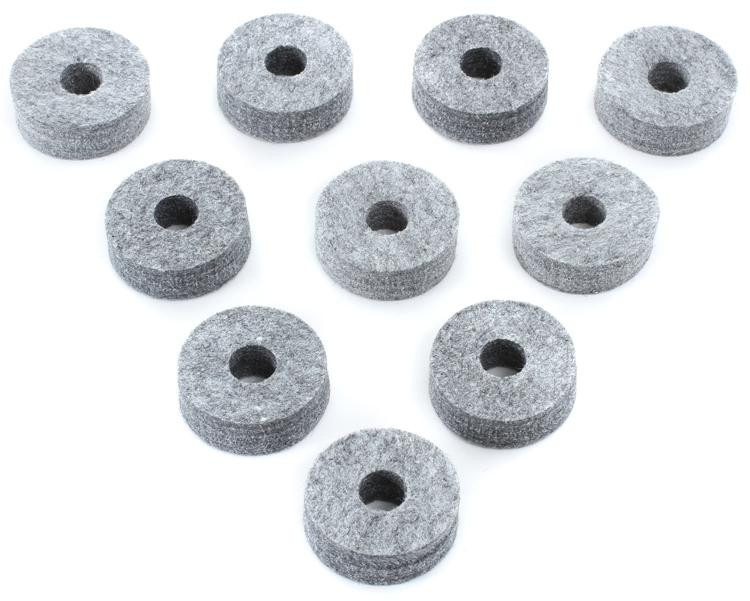 PDP Cymbal Felts (10 pack) image 1