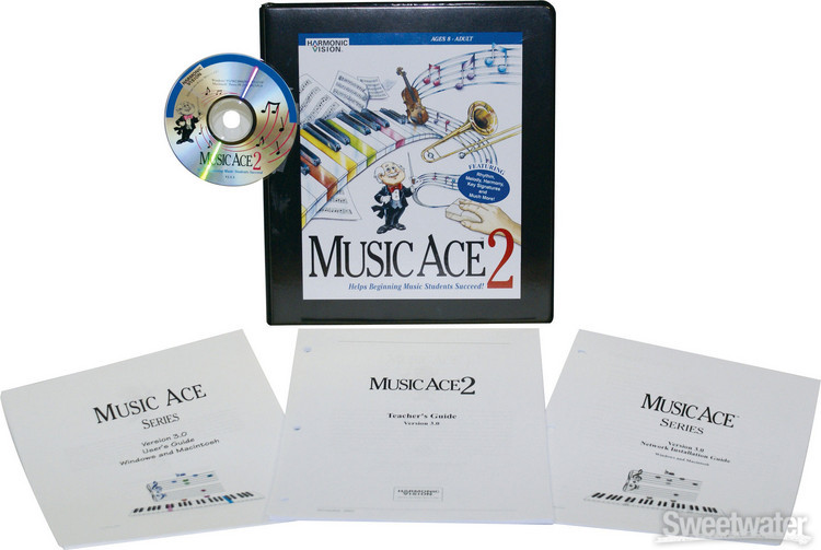 Harmonic Vision Music Ace 2 - Network Edition - 30 Seat Lab Pack image 1
