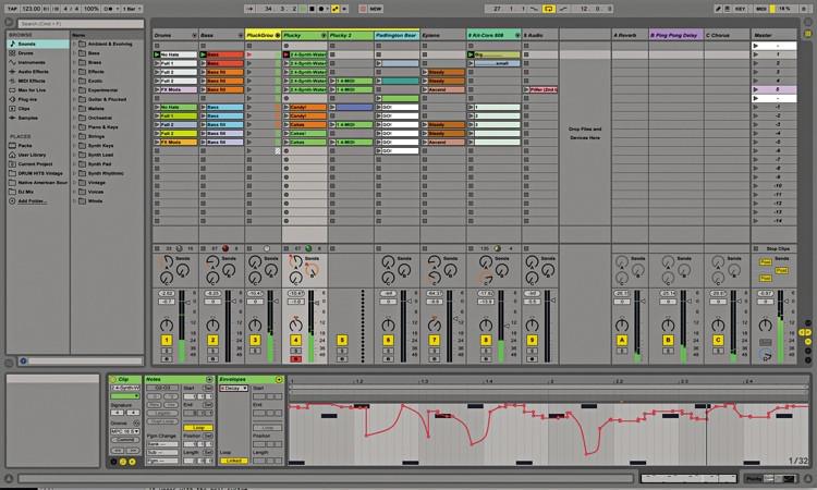 Ableton Live 9 Suite - Upgrade from Live 1-8 Standard (download) image 1