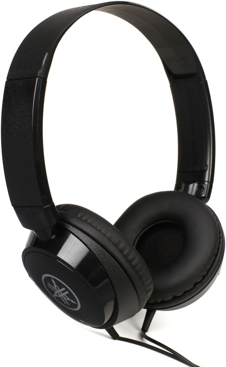 yamaha hph 50b on ear headphones sweetwater
