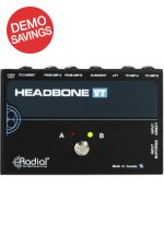 Radial Headbone VT - Tube Amp Head Switcher