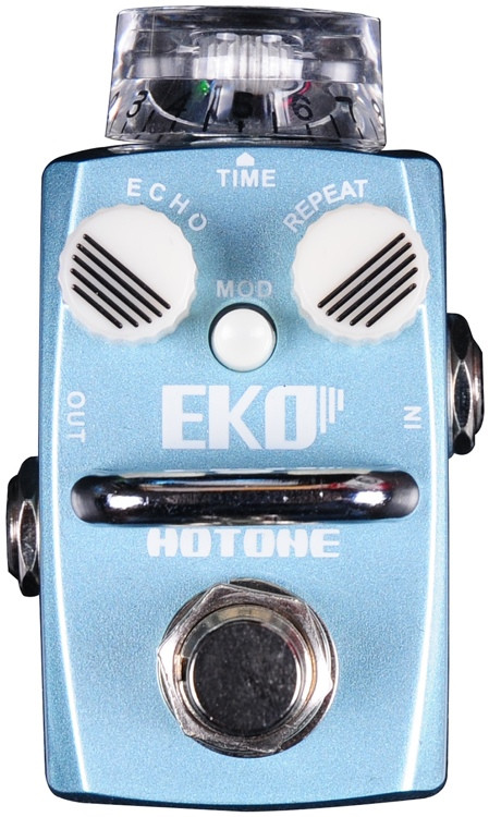 Hotone Skyline Eko Digital / Analog Delay Pedal image 1