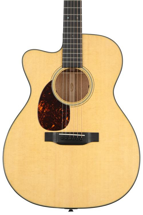 Martin OMC-18E Left-handed - Natural image 1