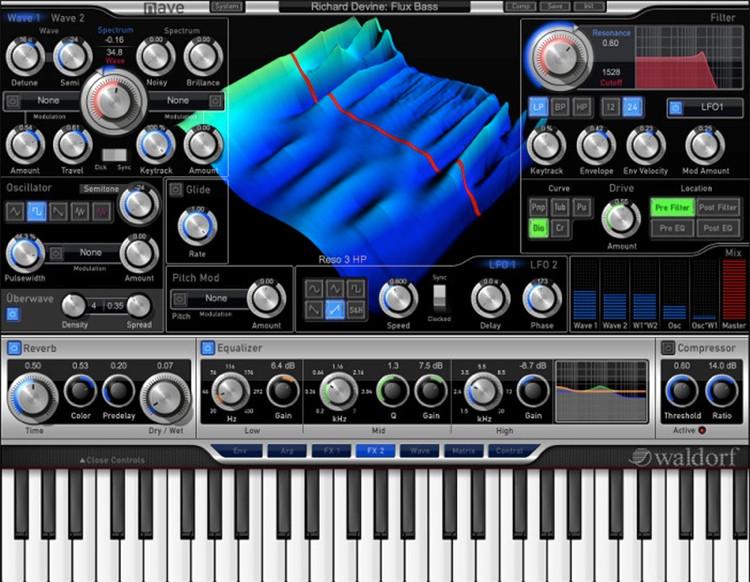 Waldorf Nave Synthesizer image 1