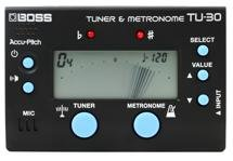 Boss TU-30 Metronome & Tuner