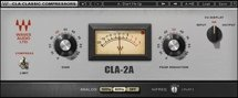 Waves CLA-2A Plug-in