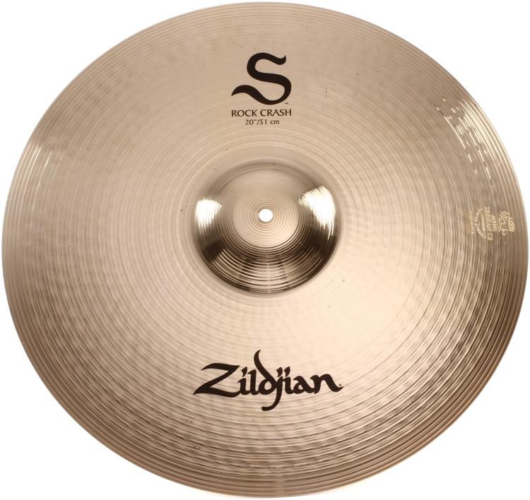 Zildjian S Series Rock Crash Cymbal - 20