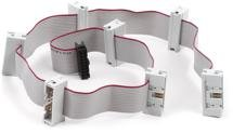 4ms Flying Bus Cables Passive Power Distribution Cables
