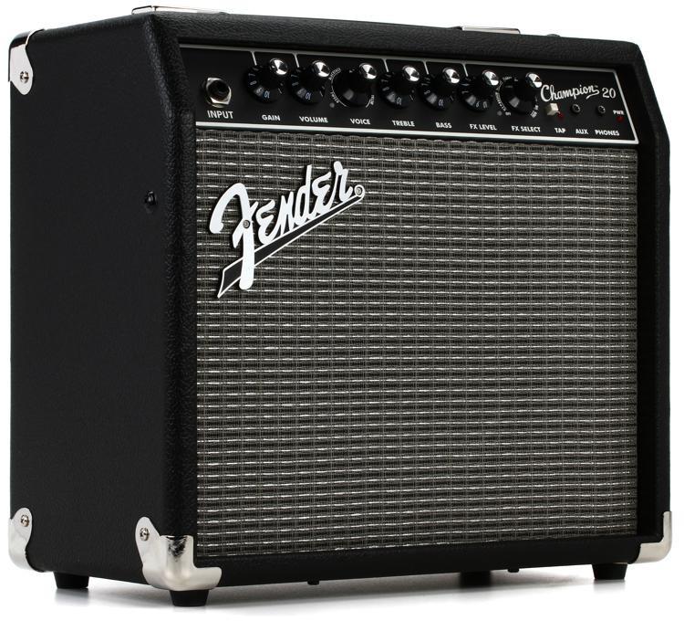 Fender Champion 20 - 20-watt 1x8