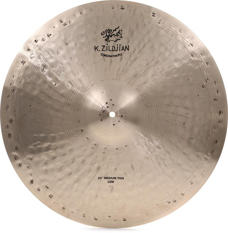 Zildjian K Constantinople Medium Thin Ride - 20