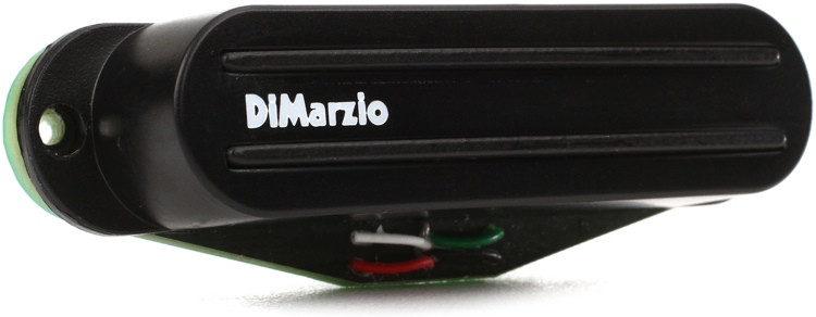 DiMarzio The Cruiser Neck Single Coil Pickup - Black image 1