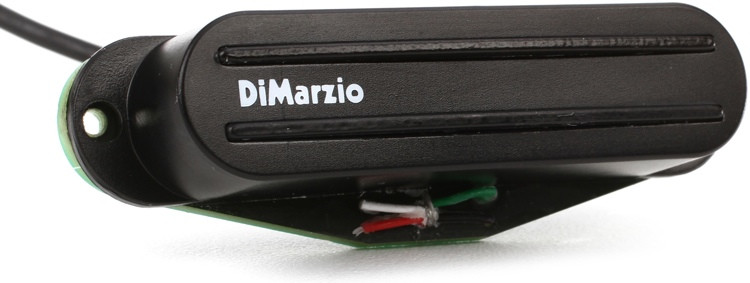 DiMarzio Air Norton S Single Coil Pickup - Black image 1