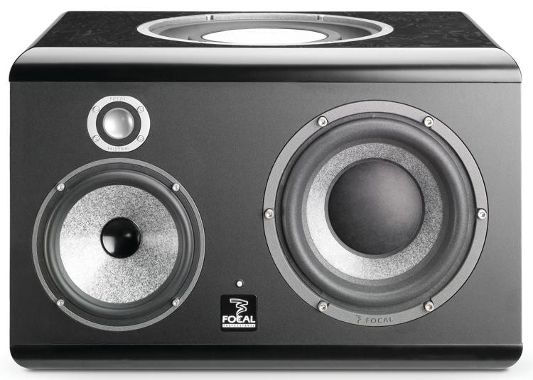 Focal SM9 3-way Powered Midfield Monitor (Right Side) image 1