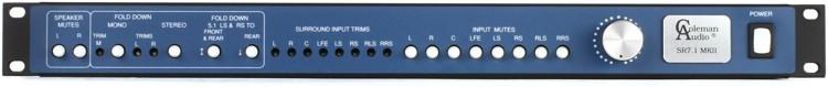 Coleman Audio SR7.1MKII - Surround Level Control image 1