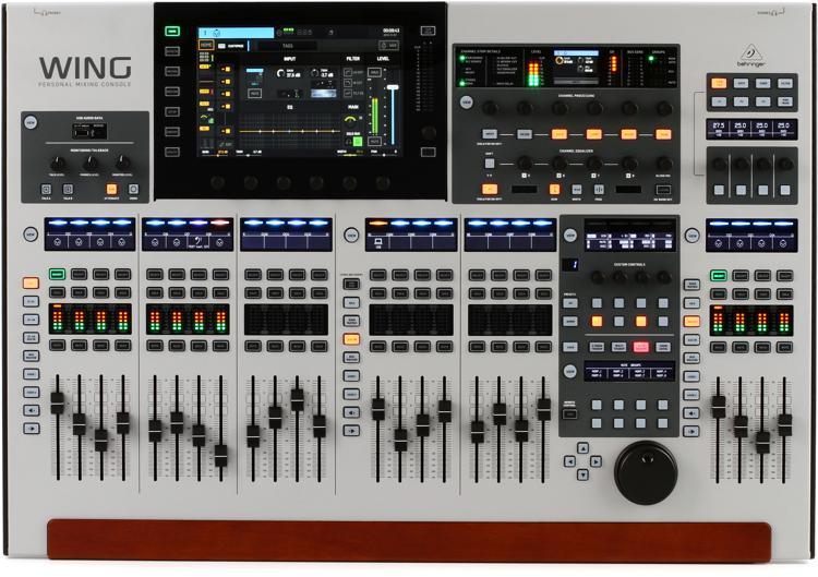 Behringer Wing Digital Mixer : behringer wing 48 channel digital mixer sweetwater ~ Hamham.info Haus und Dekorationen