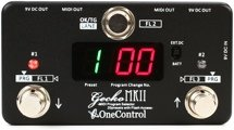 One Control Gecko Mark II MIDI Switcher
