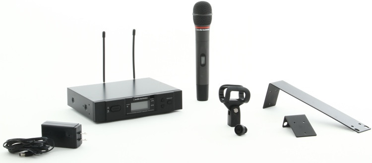 Audio-Technica 3000 Series Wireless ATW-3141b - I-band 482.000 - 507.000 MHz image 1