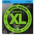 D'Addario EXL165 Nickel Wound Long Scale Light Top Medium Bottom Bass Strings