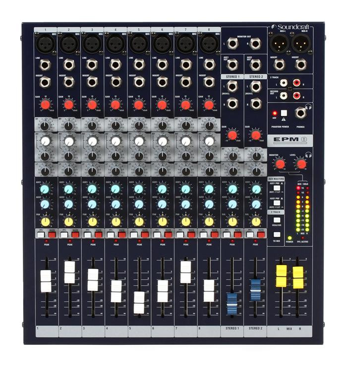 Soundcraft EPM8 image 1