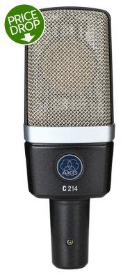 C214 Large-diaphragm Condenser Microphone