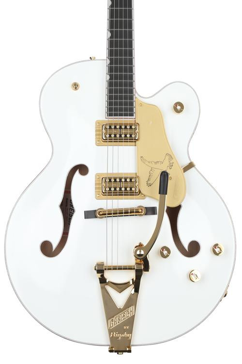 Gretsch G6136T White Falcon Players Edition w/Bigsby image 1