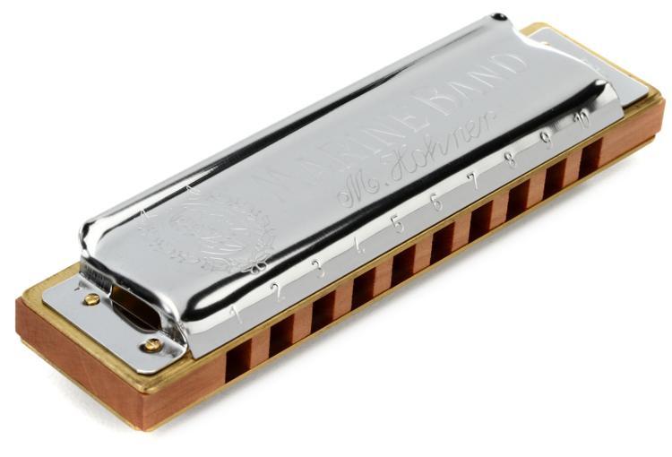 Hohner Marine Band - Key of E image 1