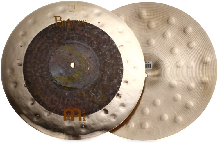 Meinl Cymbals Byzance Extra Dry Dual Hi-Hats - 15