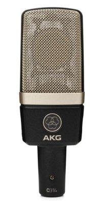 C314 Large-diaphragm Condenser Microphone