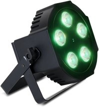 Martin Professional Thrill SlimPAR 64 LED RGBWA+UV Slim Par