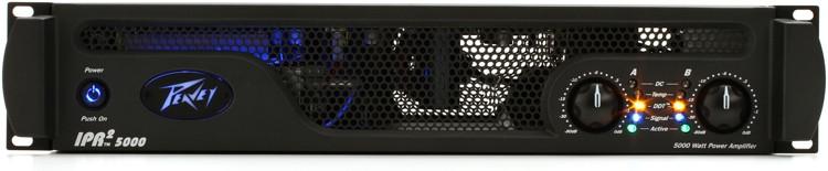 peavey ipr2 5000 power amplifier sweetwater. Black Bedroom Furniture Sets. Home Design Ideas