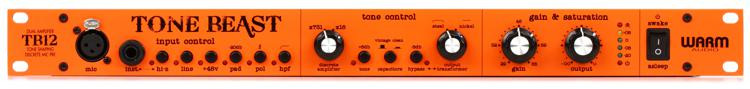 Warm Audio TB12 Tone Beast Microphone Preamp image 1