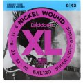 D'Addario EXL120 Nickel Wound Super Light Electric Strings
