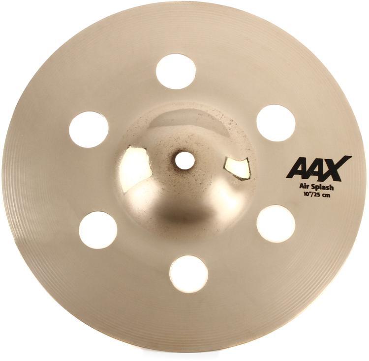 Sabian AAX Air Splash - 10