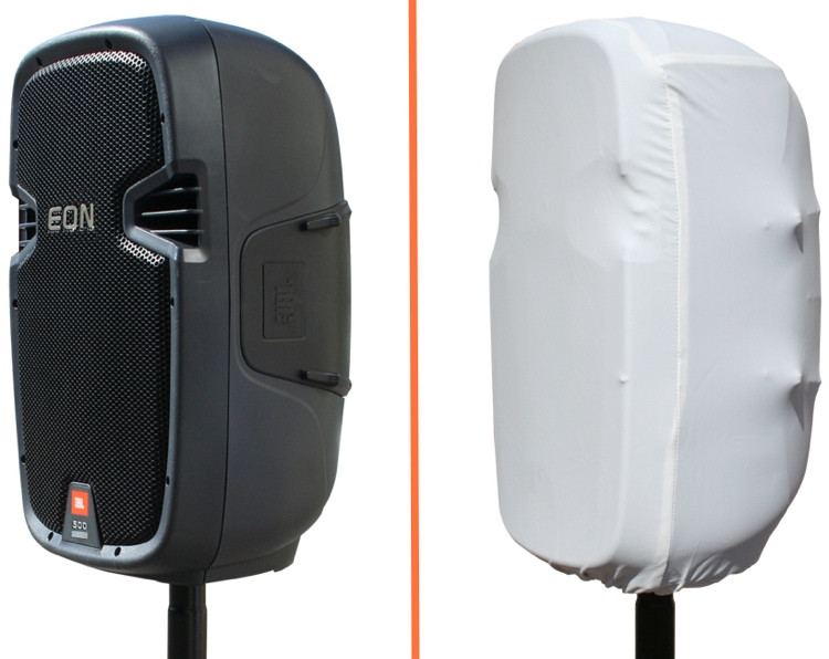 JBL Bags EON15-STRETCH-COVER-WH Stretchy White Cover for EON 15