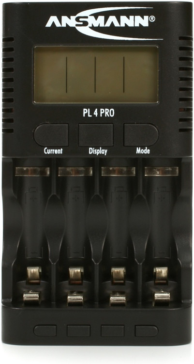 Ansmann Powerline 4 Pro - Professional Battery Charger image 1