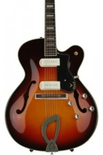 Guild X-175 Manhattan - Sunburst