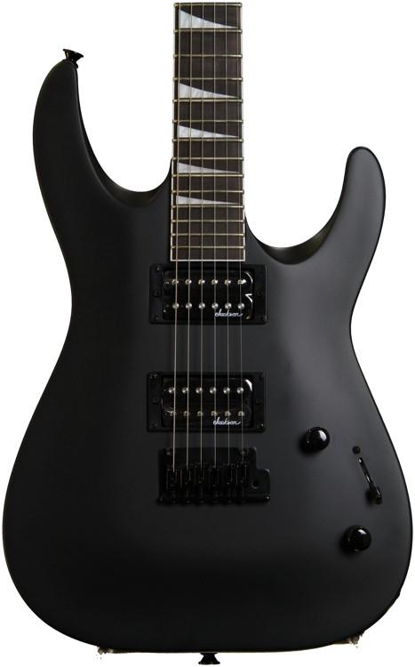 Jackson JS22 Dinky - Satin Black image 1