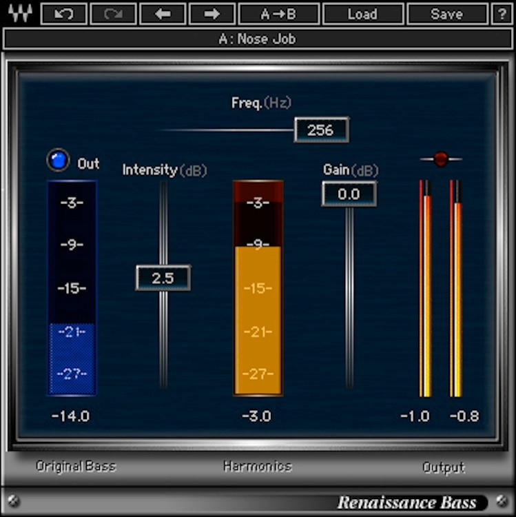 Waves Renaissance Bass Plug-in image 1
