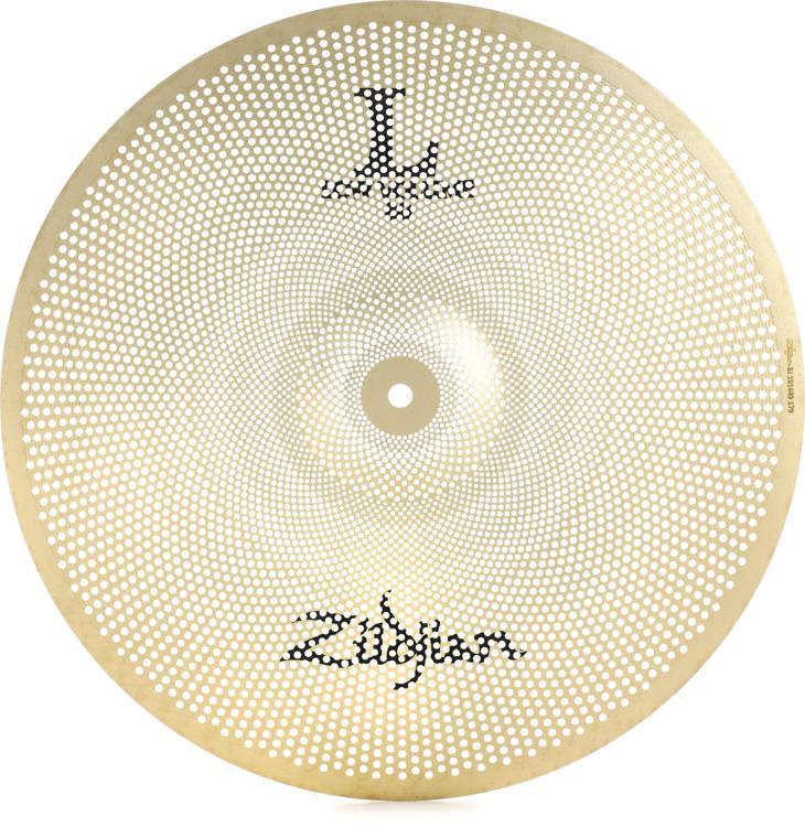 zildjian l80 low volume crash ride cymbal 18 sweetwater. Black Bedroom Furniture Sets. Home Design Ideas