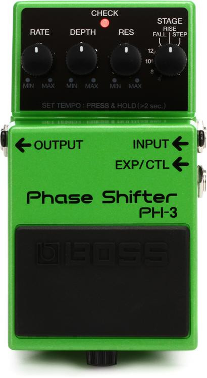 Boss PH-3 Phase Shifter Pedal image 1